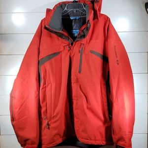 Salomon Ski Jacket with Advantex Move and Recco